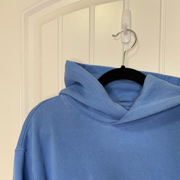 Blue TNA hoodie